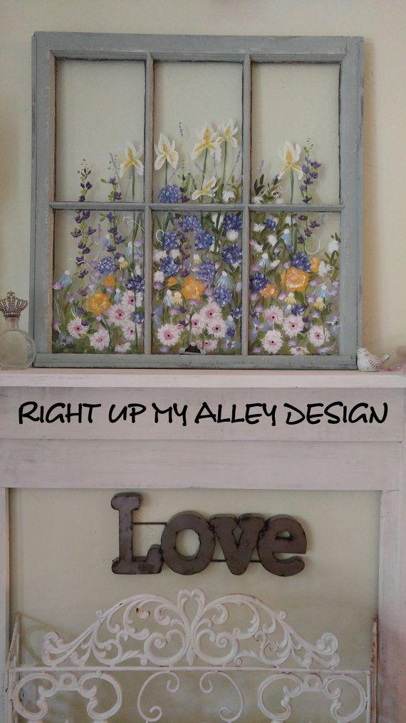 Best 25+ Painted window art ideas on Pinterest