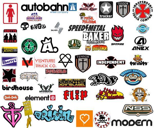 Bmx Brands  Skateboarding And Bmx  Logo Ideas