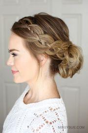 bun hairstyles