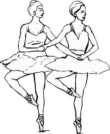 1000+ images about Dance coloring sheets and pics on