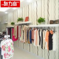 Clothing store clothes rack display clothing display rack ...