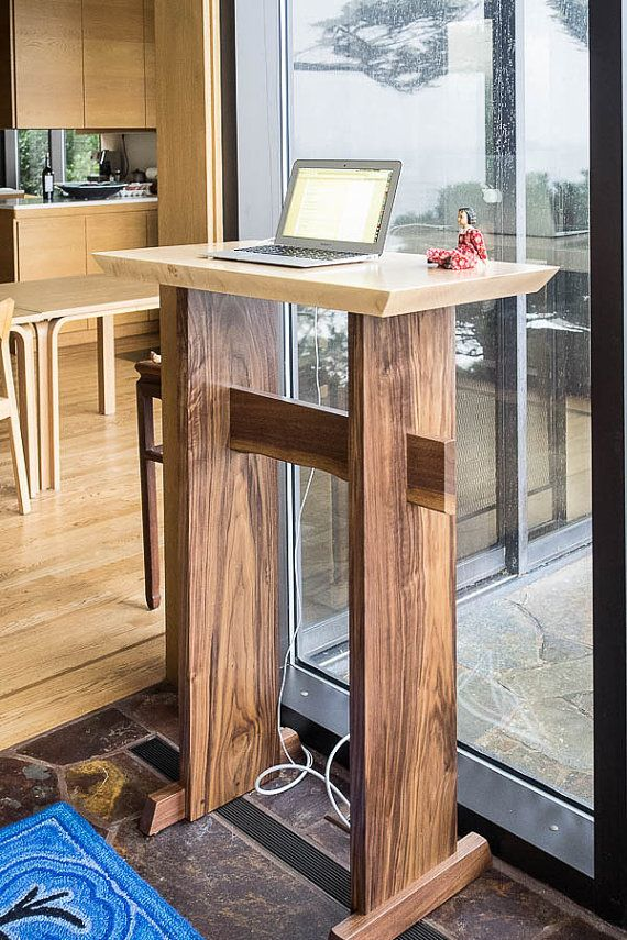 tall office chair for standing desk pink high chairs 25+ best ideas about stand up on pinterest | computer desk, design and diy ...