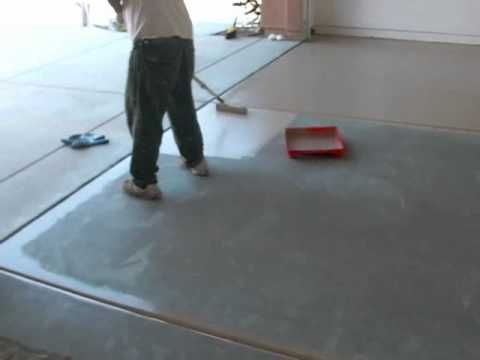 GARAGE FLOOR CLEANER It is sold at Home Depot It is