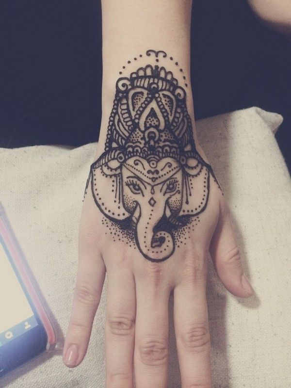 20 Small Henna Tattoos For Men Ideas And Designs