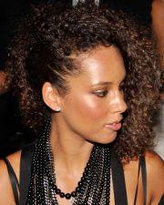 alicia keys #hair #celebrity