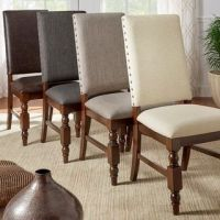 25+ best ideas about Upholstered dining chairs on ...