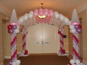 195 best images about PRINCESS BALLOONS on Pinterest