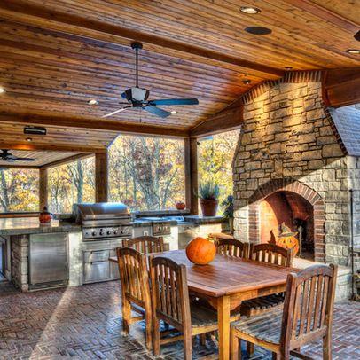 Fireplace Under Deck Drainage System Under Deck Deck