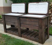 1000+ ideas about Pallet Cooler on Pinterest | Wooden Ice ...