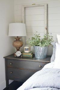 What's On My Nightstands - Master Bedroom - | Perfect dark ...