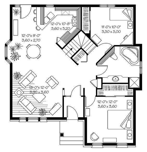 1000 Ideas About Single Story Homes