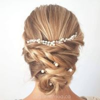 Best 25+ Hair pieces for wedding ideas on Pinterest