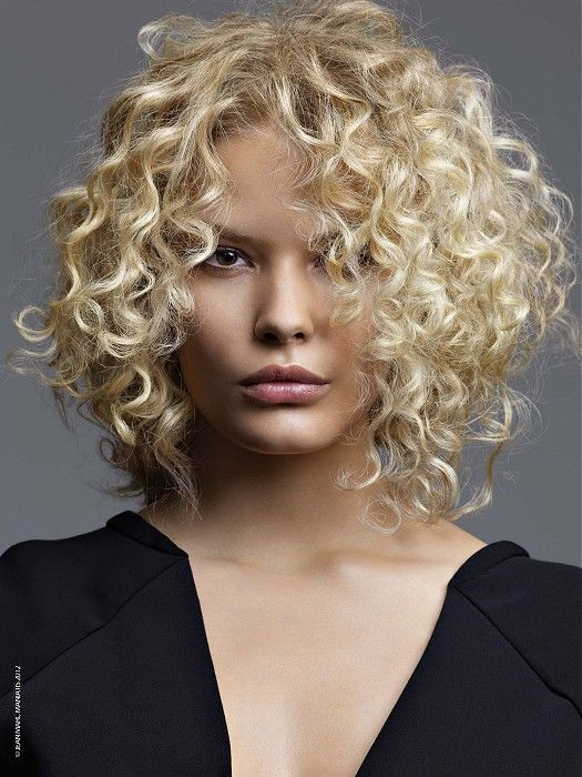 25 Best Ideas About Blonde Curly Hairstyles On Pinterest Blonde