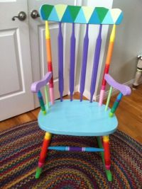Best 25+ Painted rocking chairs ideas on Pinterest ...