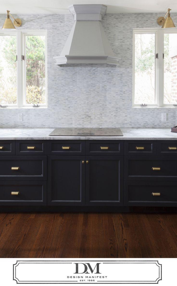 renew kitchen cabinets light cover windows flanking range hood- sconces over window- gray ...