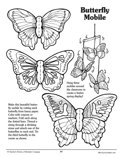 1000+ images about Craft: butterflies on Pinterest