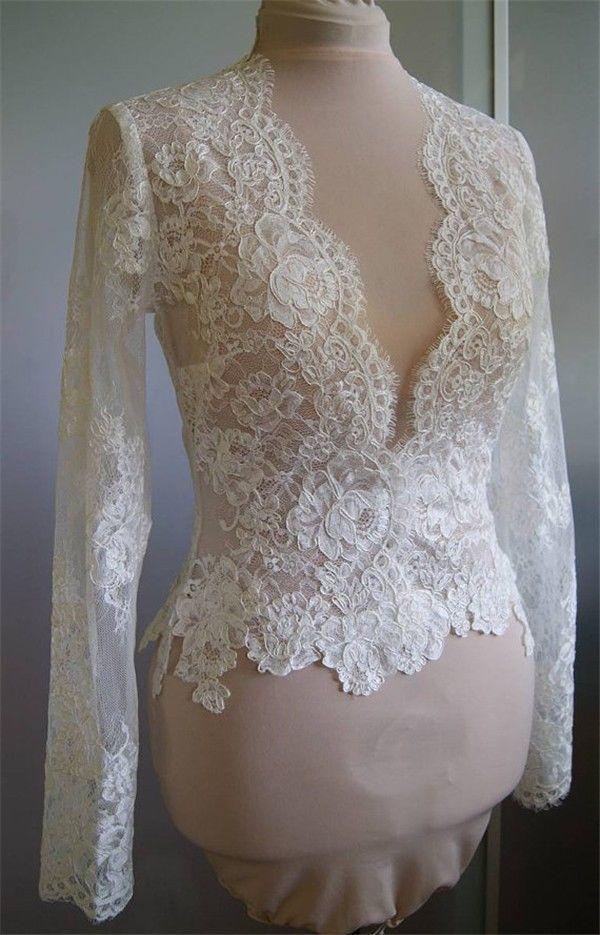 25 best ideas about Bridal bolero on Pinterest  Wedding bolero Wedding jacket and Bridal cover up