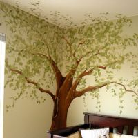 17 Best ideas about Nursery Tree Mural 2017 on Pinterest ...