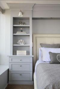 25+ best ideas about Bedroom built ins on Pinterest ...