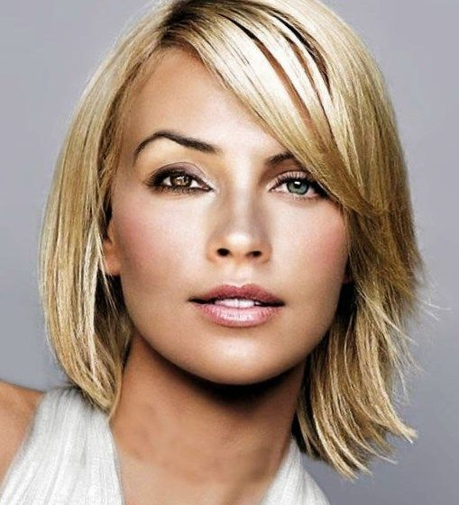 Best 25 Frisuren Frauen Mittellang Ideas On Pinterest