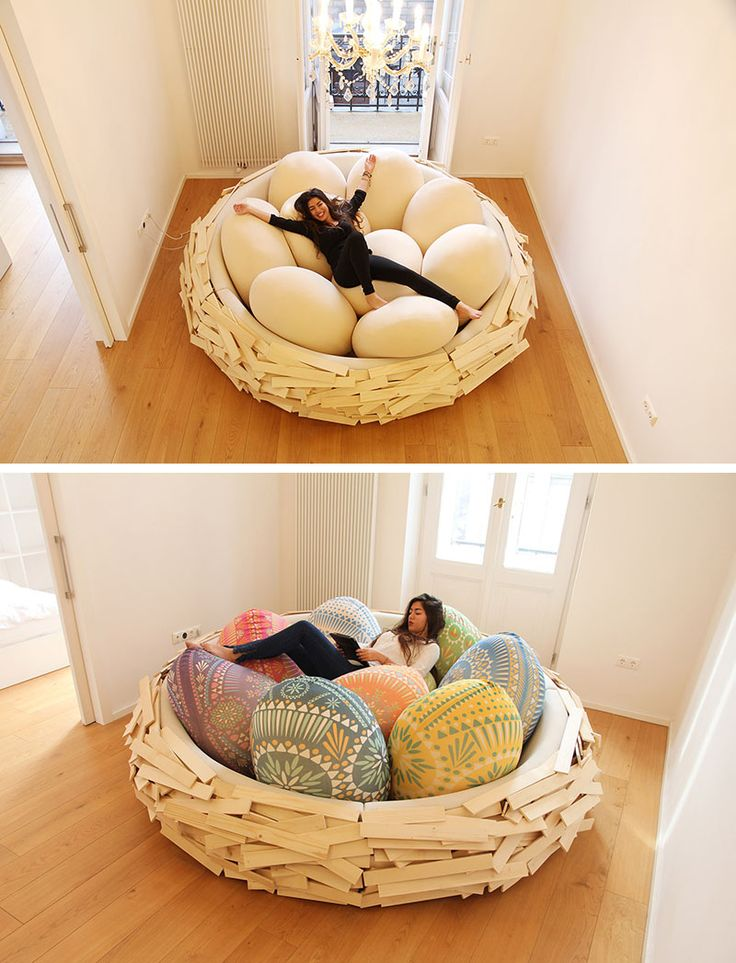 17 Best ideas about Comfy Chair on Pinterest  Hammock bed Awesome chairs and Reading chairs