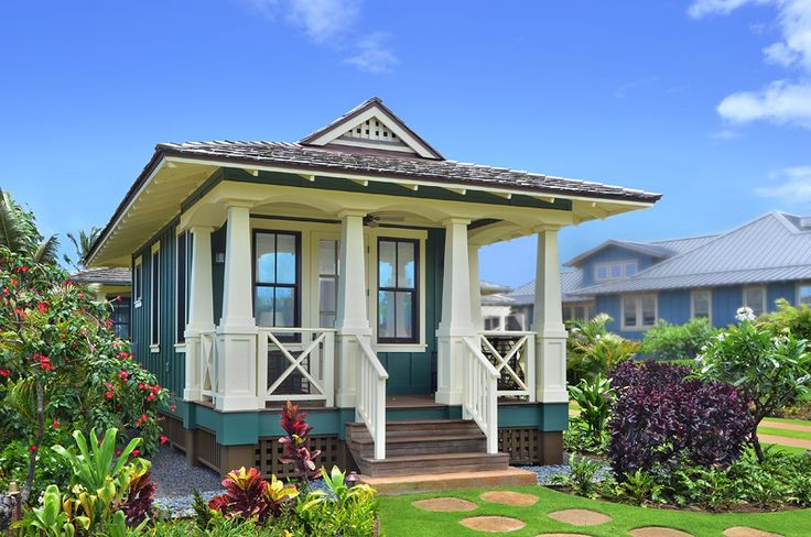 Hawaii Plantation Style House Plans