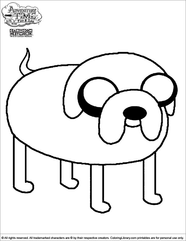 17 Best ideas about Adventure Time Coloring Pages on