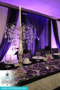 25+ best ideas about Purple Black Wedding on Pinterest ...