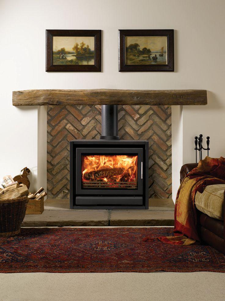 The 25 best Wood burning stoves ideas on Pinterest  Wood
