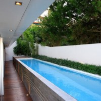 Long And Narrow Pool Design, Pictures, Remodel, Decor and ...