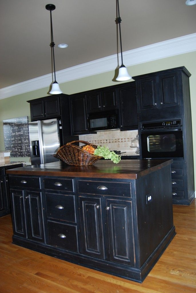 1000 Ideas About Distressed Kitchen Cabinets On Pinterest Distressed Kitchen Kitchen