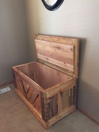 25+ best ideas about Wooden toy chest on Pinterest ...