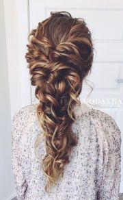 ideas curly braided