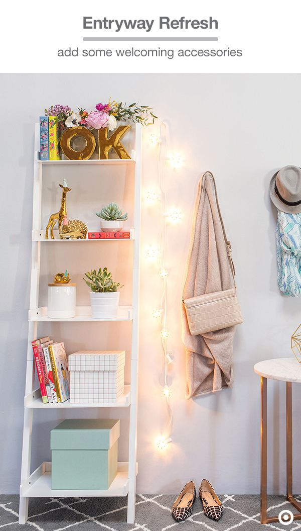 target clocks living room country home decorating ideas 25+ best about ladder shelf decor on pinterest