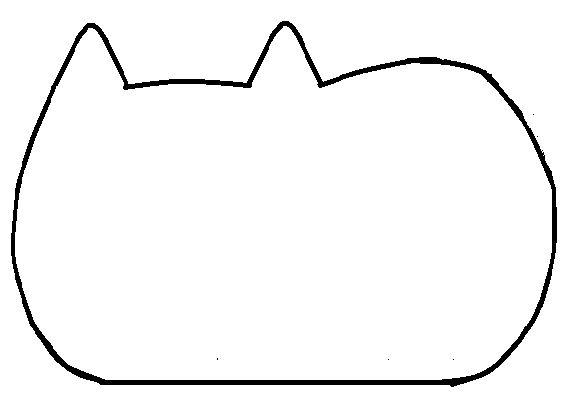 Hapy Friends Shoppe: How To Make A Pusheen Cat Plush