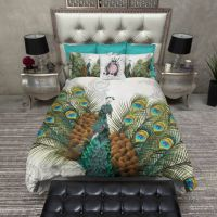 25+ best ideas about Peacock bedding on Pinterest ...