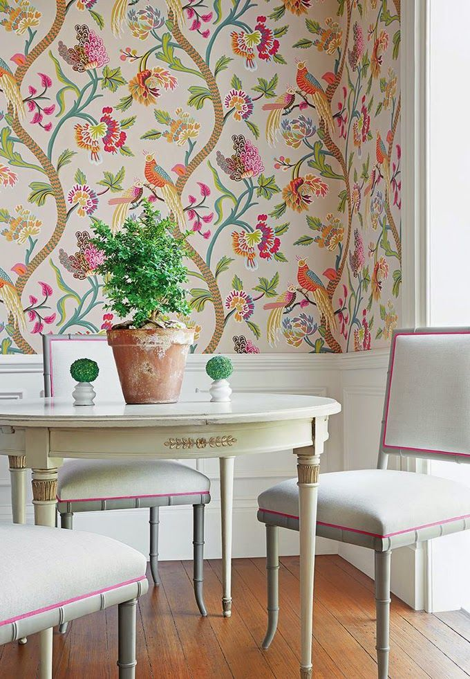 Thibaut  Caravan collection  Dining Rooms  Pinterest