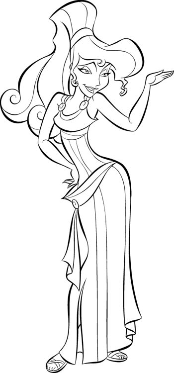 17 Best images about Princess coloring pages on Pinterest