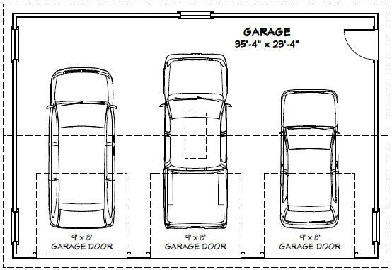 Garage Dimensions Google Search Andrew Garage