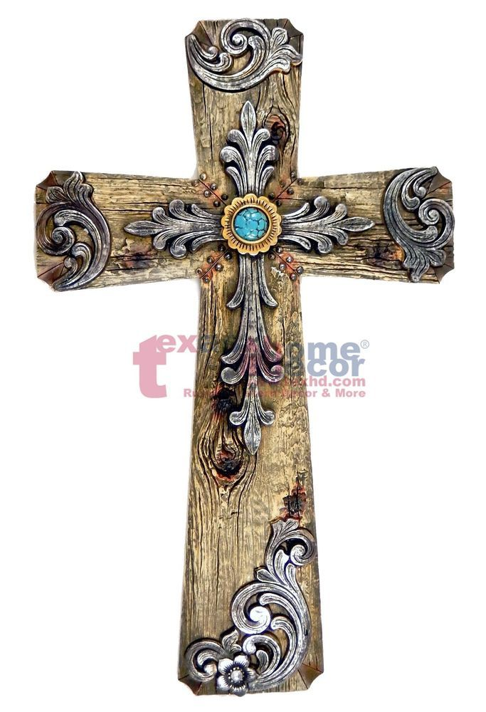 17 Best ideas about Wall Crosses on Pinterest