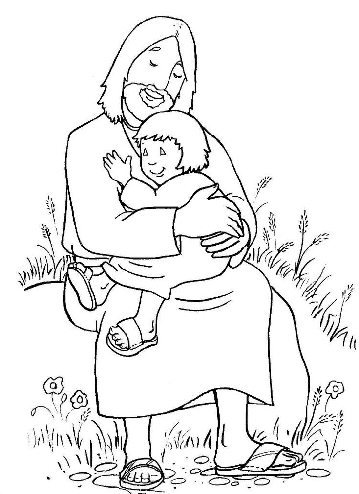 1000+ images about Christian Coloring Pages-NT on Pinterest