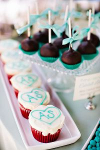 25+ best ideas about Teal bridal showers on Pinterest ...