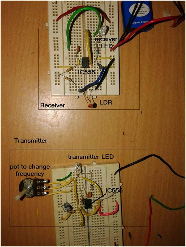 Receiver Schematics Further Automatic Temperature Control Circuit