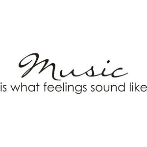 Music is my Sanity: a collection of ideas to try about