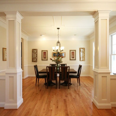 77 Best Images About Columns And Trim Work On Pinterest Interior