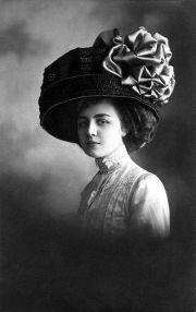 1900s hair