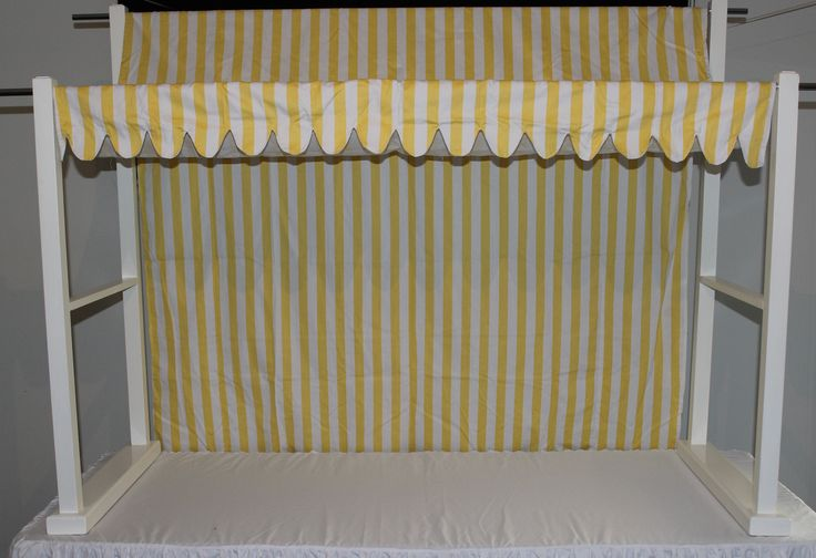 Our Candy Table Top Canopy Timber Frame Set Available For