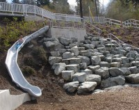 17 Best images about slides in hillsides on Pinterest