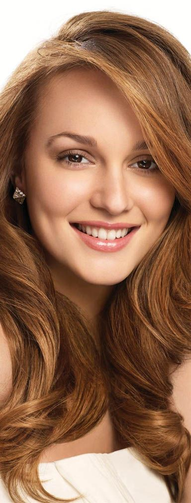 Leighton meester and Smile on Pinterest