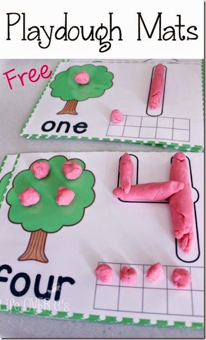 Use this for number kanji and put the right amount to blossoms on the tree and in the bento box